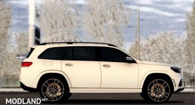 2020 Mercedes-Benz GLS 450 [1.5.9], 3 photo